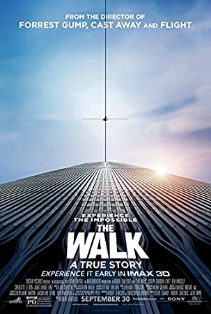 Amazon.com : THE WALK (2015) Original Movie Poster 27x40 - DS - Joseph  Gordon-Levitt - Ben Kingsley - Charlotte Le Bon - Ben Schwartz : Everything  Else