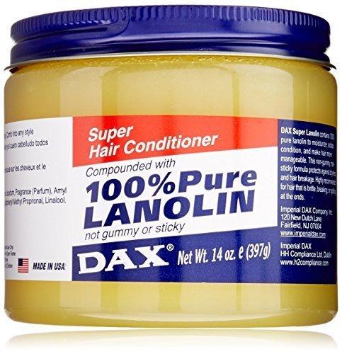 DAX SUPER LANOLIN 14 OZ by Imperial DAX (Lanolin Super Dax)