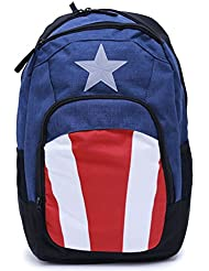 Marvel Captain America Suit Up Backpack