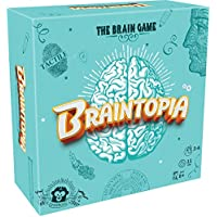 Braintopia Strategy Card Game