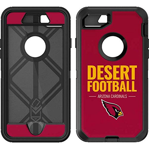 sports shoes 8cf98 1efb7 Arizona Cardinals OtterBox Defender iPhone 7 Skin - Arizona Cardinals Team  Motto | NFL X Skinit Skin