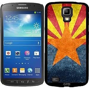 Funda para Samsung Galaxy S4 Active i9295 - Bandera Del Estado De Arizona - Retro by BruceStanfieldArtist