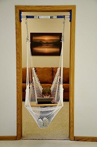 Spiritoy Indoor Net Swing Doorway Hammock for Babies, Kids, Toddlers and Infant