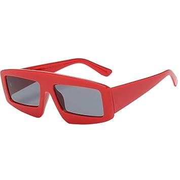 Fuxitoggo Gafas polarizadas Gafas de Sol para Hombres Mujeres Gafas de Seguridad Protección UV Claro para niños pequeños Niños Niñas Retrovisor Ovalado, ...