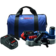 Bosch BSH180-B14 18V Compact Band Saw Kit with CORE18V Battery, Blue