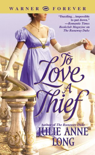 Download To Love a Thief (Warner Forever) pdf