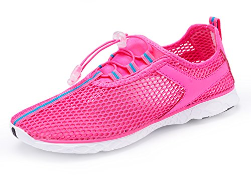 A-PIE Women's Mesh Slip On Quick Drying Water Shoes