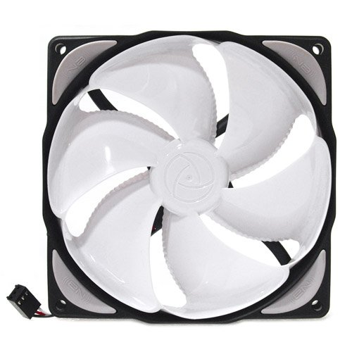 Noiseblocker NB-eLoop B12-PS 120mmx25mm Ultra Silent Bionic Blade Fan - 400 - 1500 RPM