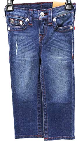 True Religion Big Boys' Jeans - Crash wash, 18 (True Religion Boys Jeans)
