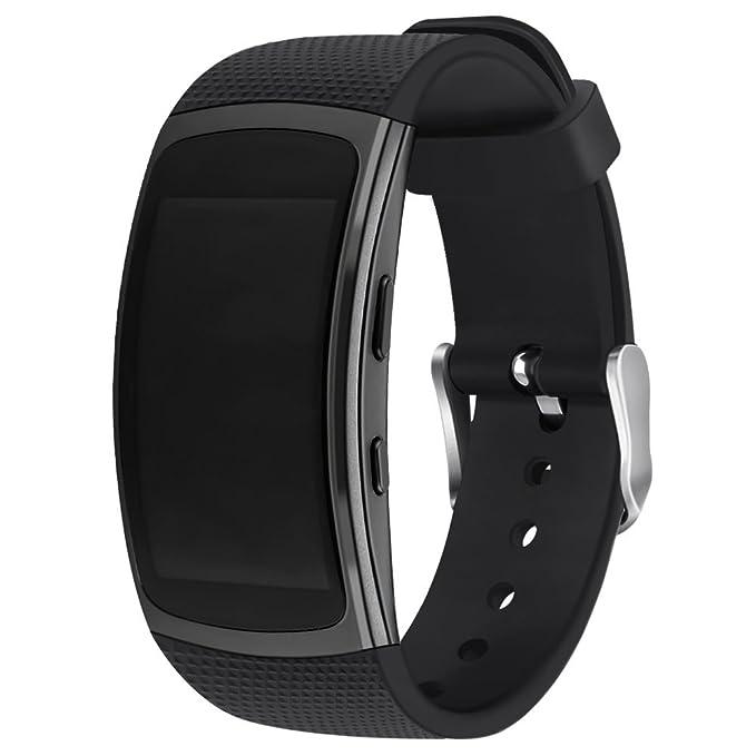 NaHai - Correa de repuesto para Samsung Gear Fit2 y Fit2 Pro ...