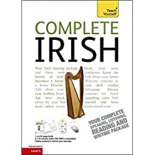 Complete Irish Beginner to Intermediate Course: Learn to read, write, speak and understand a new language
