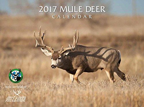 2017 Mule Deer Calendar