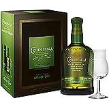 Connemara Peated 40% vol. Irish Whiskey 07.l + Nosing Glas Gift Set