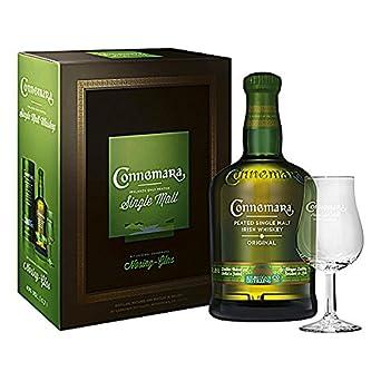 Irish Whiskey 07.l + Nosing Glas Gift Set