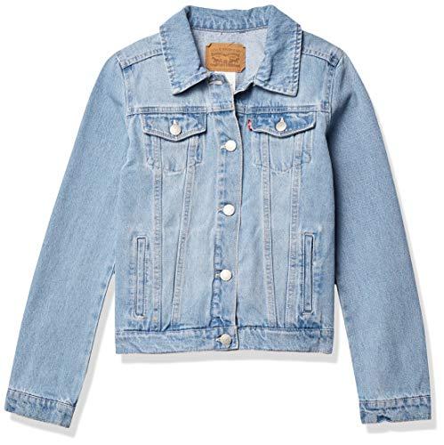 Levi's Girl's Denim Trucker Jacket