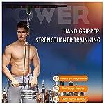 ZG-HOME-Lift-Pulley-System-Rullo-Avambraccio-Training-Allenare-la-Forza-del-Braccio-da-Polso-LAT-Pulldownper-Allenamento-della-Forza-del-Braccio-Pulegge-Cavo-SistemaInstallazione-Facile