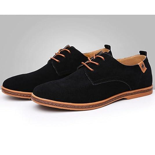 Amazon.com | AARDIMI Oxford Dress Shoes for Men Business Casual Shoes Classic Tuxedo Mens Shoes Leather Shoes Zapatillas Hombre | Oxfords