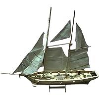 Modelo Velero Barco Vela de Madera Juguete Kits