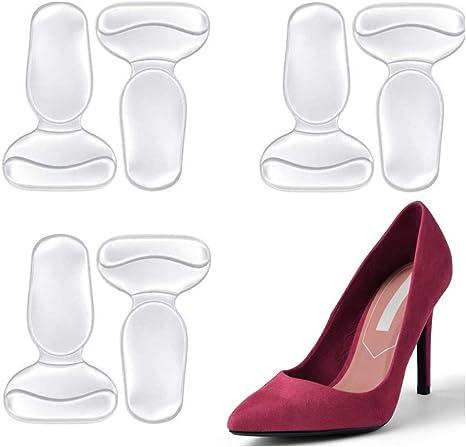 Big Shoes Anti-Slip Heel Grips Inserts