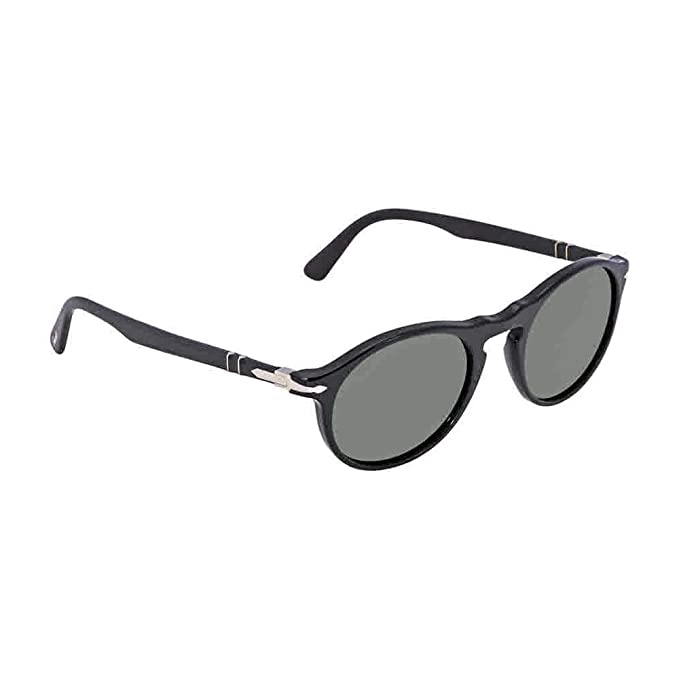 Persol Gafas de Sol 649 EVOLUTION PO 3204S BLACK/GREY GREEN ...