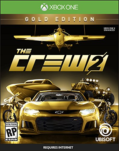 Racing Ford Street (The Crew 2 GOLD Edition - Xbox One [Digital Code])