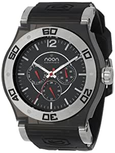 Noon Copenhagen Reloj 69-001s1 Negro