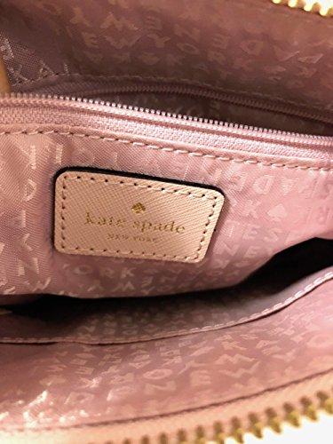 York Way Naturel Spade Leather Au Rima Kate Bag Crossbody Laurel New nq1CxEg