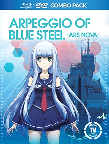 Arpeggio of Blue Steel - ARS Nova -