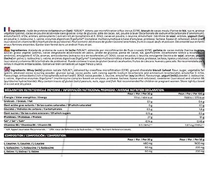 IOGENIX ISOLATE PROFESIONAL 2000g Proteina isolada 91 ...