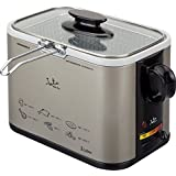 JATA FR326E Metal Deep Fat Fryer, 1,5 Litre