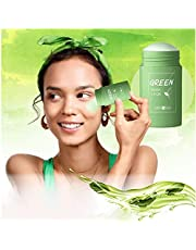 MENGSIQI Green Tea Purifying Clay Stick Mask, Deep Clean Pore(original-same as pictures)