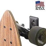 US2U Displays Skateboard Wall Hanger or Longboard