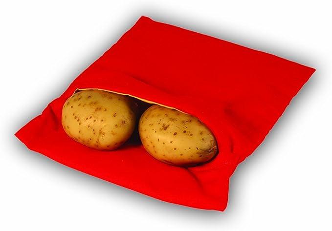 Amazon.com: Potato Express 1000188 bolsa para cocinar papas ...