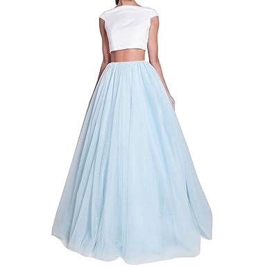 0d35c4818 Wedding Planning Long Floor Length Tulle Skirt For Women at Amazon Women's  Clothing store: