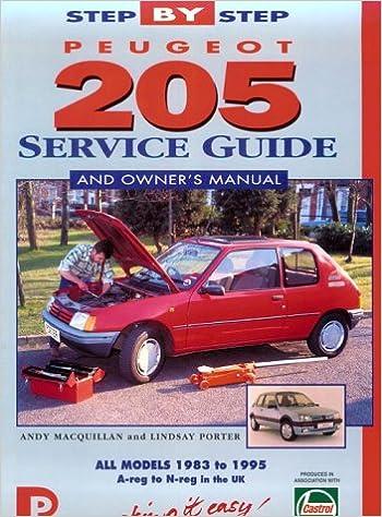 manual peugeot 205 diesel gratis