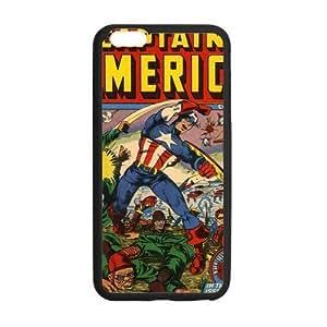 Marvel Comics Captain America iPhone 6 Plus 5.5