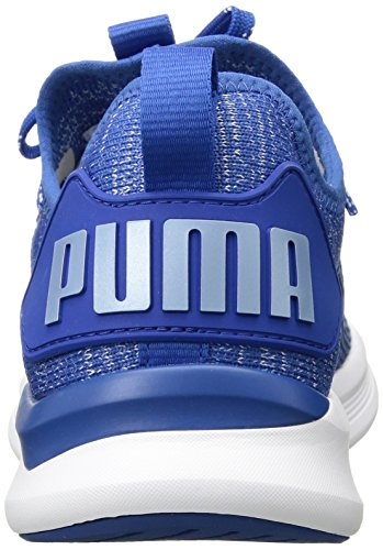 Evoknit Flash Ignite Uomo Stripped Sea Stripped puma Puma Turkish White wHBxx