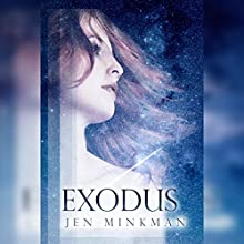 Exodus (English edition) Audiobook by Jen Minkman Narrated by Rachel Jacobs