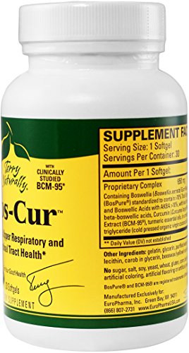 Terry Naturally Bos-Cur, 30 Softgels (FFP)