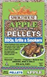 apple wood smoker - Smokehouse Products 9770-020-0000 5-Pound Bag All Natural Apple Flavored Wood Pellets, Bulk