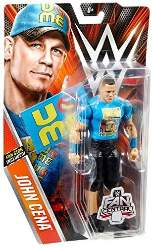 (WWE Basic Series Fan Central John Cena Exclusive Action Figure)