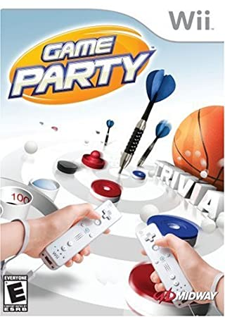 Game Party - Nintendo Wii (Certified Refurbished)