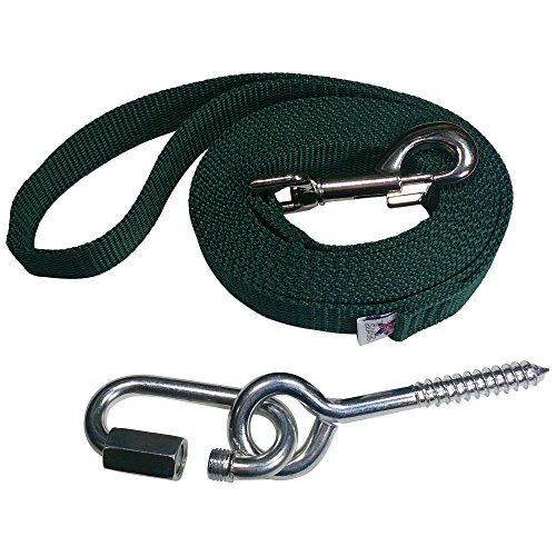 Polypropylene Pet Leash (FPS Animal Pet Dog Tie Out Cable 1