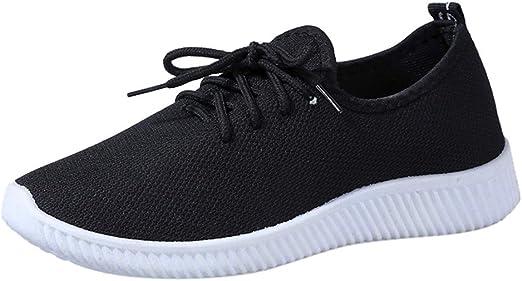 Jorich Zapatillas De Deportes Mujer Zapatos Deportivos para Correr ...