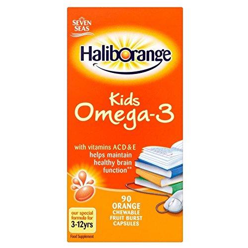 Haliborange oméga-3 Capsules