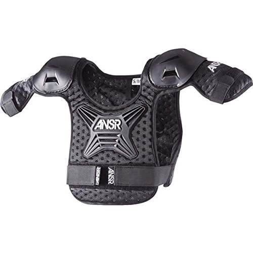 Youth Roost Deflector - Answer Pee-Wee Roost Deflector (Small/Medium) (Black)