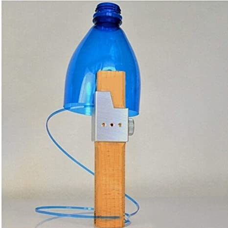 Zonster Botella de plástico de Corte al Aire Libre de la ...