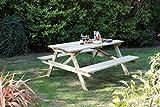 Rowlinson A110 5-Foot Picnic Table