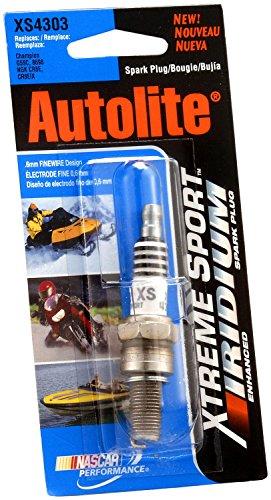 autolite-xs4303dp-xtreme-sport-iridium-powersports-spark-plug