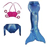 Baby Girl's 3 Pieces/Three Pieces Athletic Outdoor Watersports Swimming Suit 4T